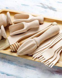 Ciekawe i oryginalne drewniane akcesoria nie tylko do kuchni